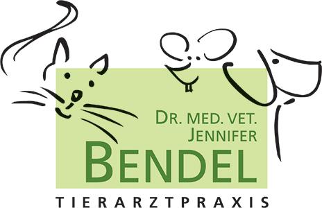 Tierarztpraxis Dr. med. vet. Jennifer Bendel Logo